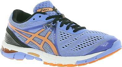 Asics - Zapatillas de running de poliéster para mujer azul azul Talla:44.5: Amazon.es: Deportes y aire libre