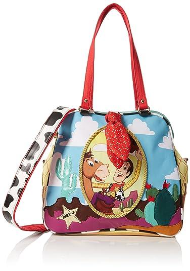 Damen Ride Like the Wind Bag Shopper Irregular Choice llq8t6coG