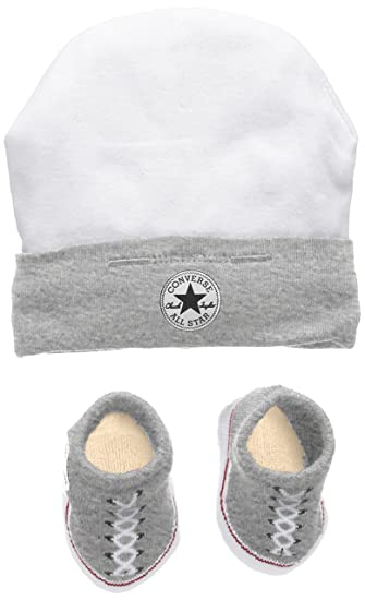 Converse Infants Boys Hat  Socks Navy  White Converse Hat and Bootie  Ensemble cfe5d5347843