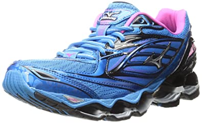 Running Shoes, Diva Blue-Silver