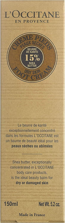 L'Occitane Shea Butter Hand Cream 150ml5.2oz: Buy Online at