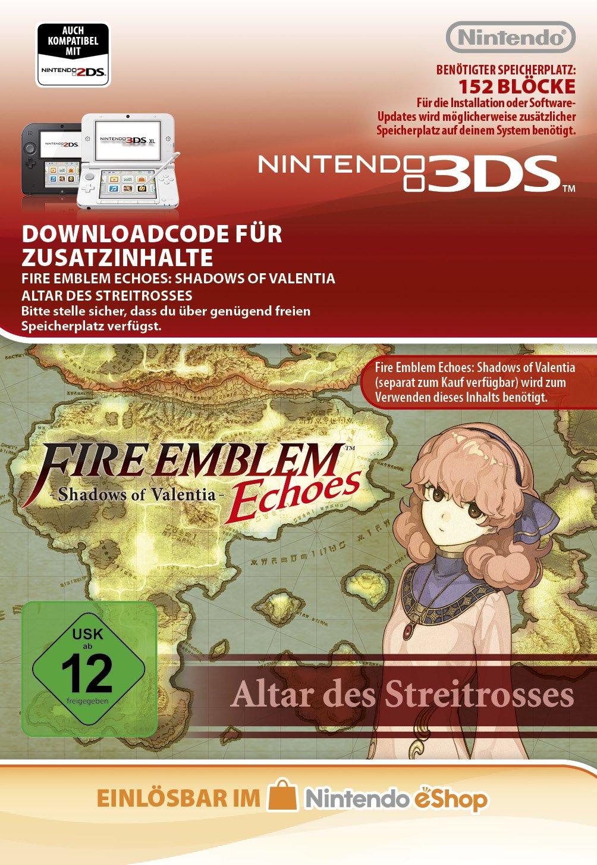 Fire Emblem Echoes: SoV: The Inner Sanctum DLC [3DS Download Code]
