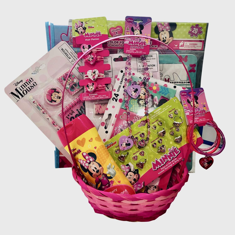 Amazoncom Disney Minnie Mouse Babytoddler Girls Complete