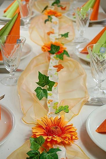 Fibula Style Komplettset Summertime Grosse M Tischdekoration Fur