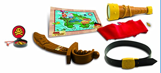 30 opinioni per Jake & The Pirates Neverland accessori set