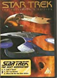 Star Trek - The Collector's Edition - TNG 2 - Code Of Honor, The Last Outpost, Where No One Has Gone Before