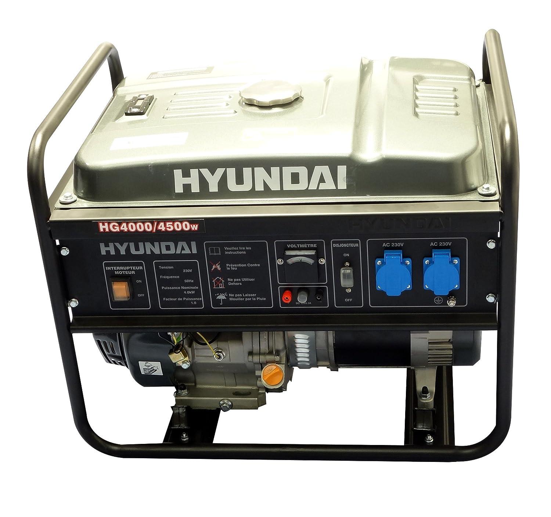 Hyundai HG4000Fraktion Benzin