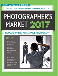 2017 Photographers Market: How and Where to Sell Your Photography