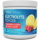 Dr. Berg's Original Electrolyte Powder - Hydration Drink Mix Supplement - Boosts Energy & Keto-Friendly - NO Maltodextrin & S