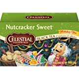Celestial Seasonings Black Tea, Nutcracker Sweet, 20 Count
