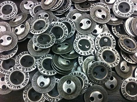 Amazon com: ShopForAllYou Buttons Craft Sewing 72 Vintage Shirting