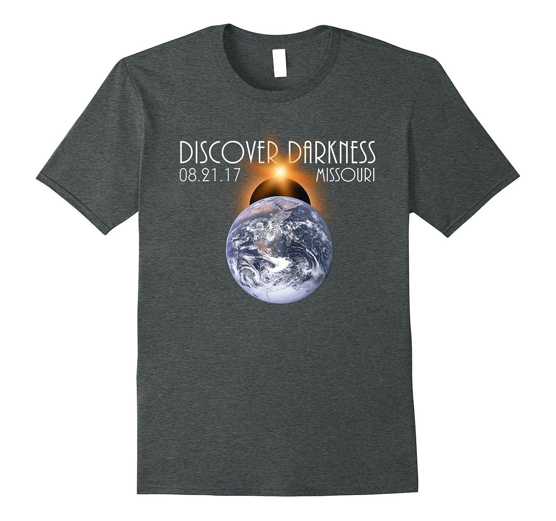 Discover Darkness MISSOURI – Circle Solar Eclipse Shirt 2017
