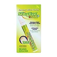 StingEze MAX Bug Bite Relief Dauber - 0.5 oz Pen