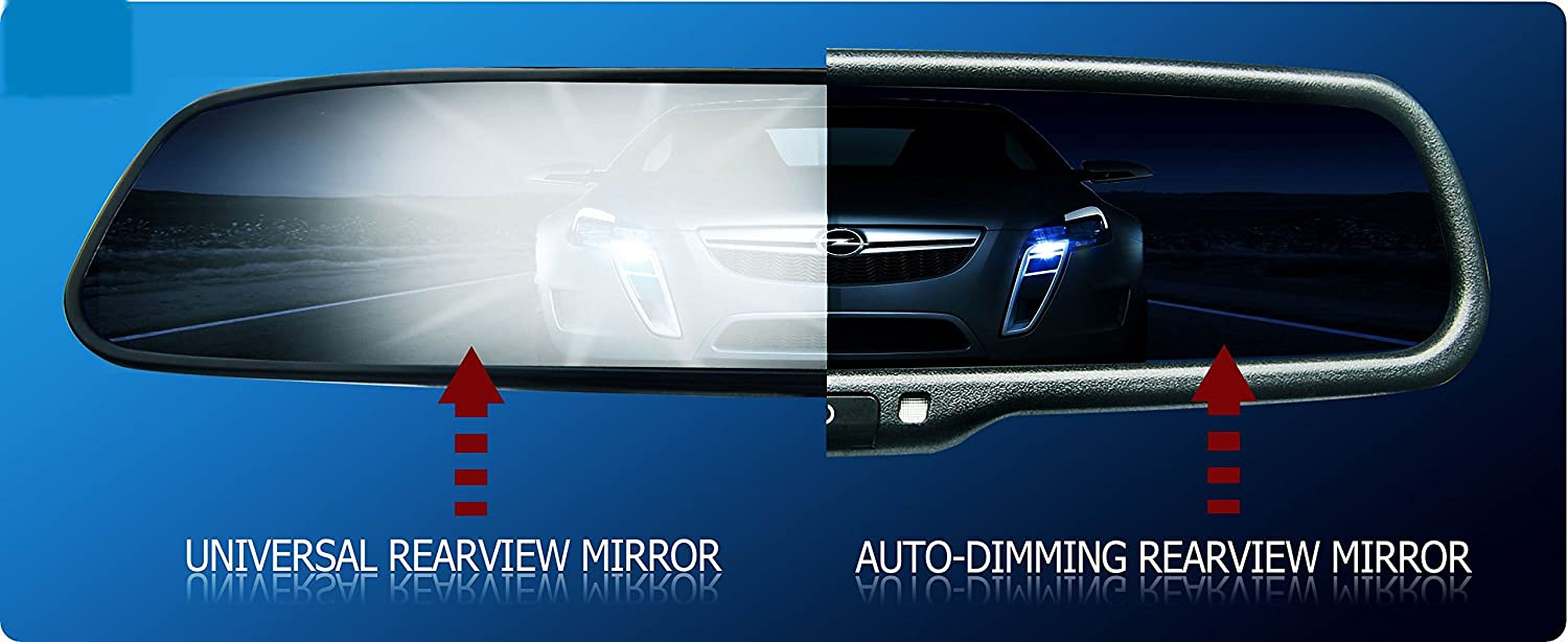 Besond auto dimming Rearview Mirror, fit Ford Toyota Nissan Hyundai Chevrolet GM Honda Besond auto electric co. ltd
