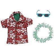Elf on the Shelf Claus Couture Holiday Hawaiian Shirt