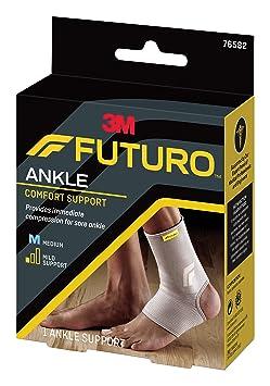 b70fc0a48d9 Futuro Comfort Lift Ankle Support, Mild Support, Medium, Beige