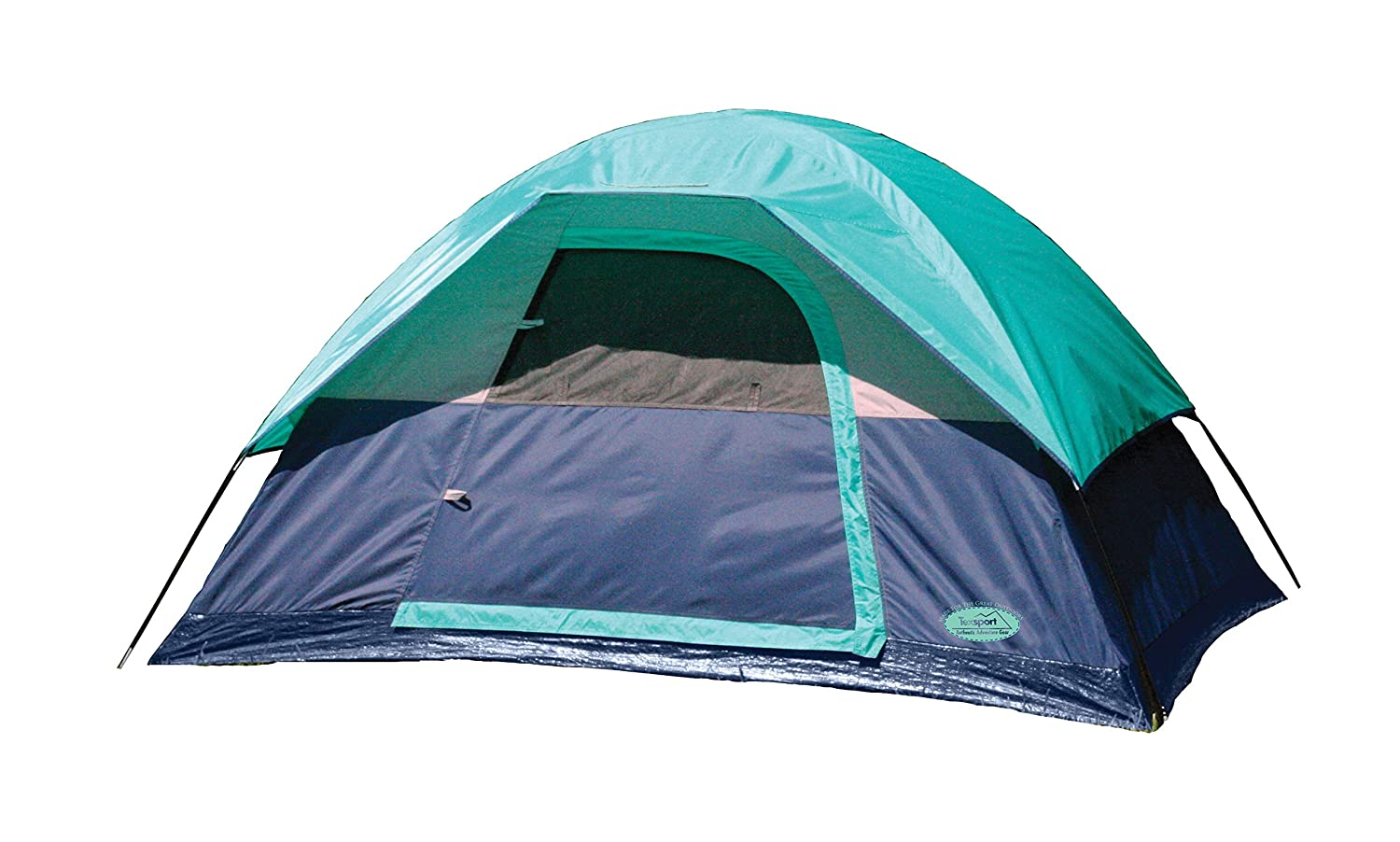 Texsport Riverstone 2 Person Square Dome Tent by Texsport   B003V3SFNC