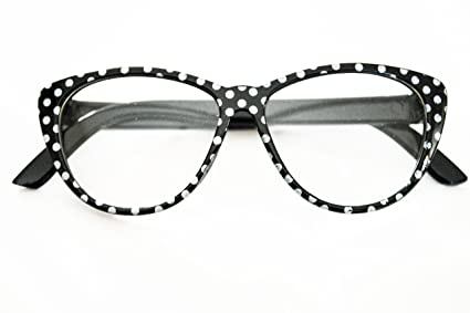 c8d6ba07fb Image Unavailable. Image not available for. Color  Brittany s Black Dot Glasses  Compatible With American Girl Dolls- ...