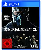 Mortal Kombat XL - [PlayStation 4]