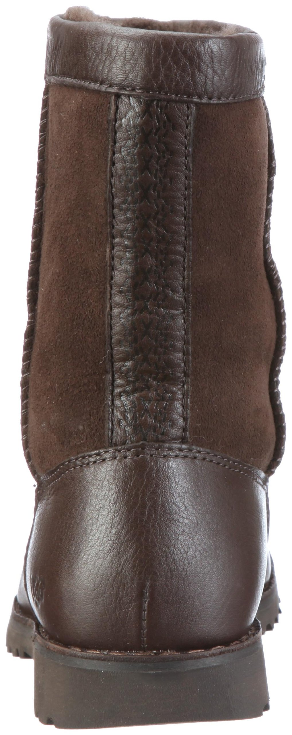 UGG Australia Children's Riverton Suede Boots,Chocolate/Chocolate,5 Child US by UGG (Image #2)