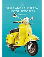Vespa and Lambretta Motor Scooters (Shire Library)