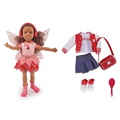 Kruselings Joy Doll Deluxe Set Cute Baby Doll: Toys & Games
