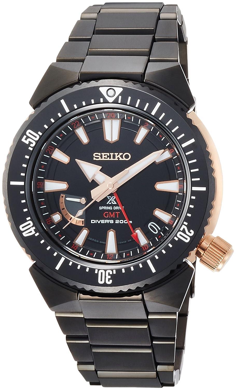 [プロスペックス]PROSPEX 腕時計 PROSPEX TRANSOCEAN SBDB018 メンズ 腕時計 B01KZEC3XW