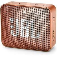 JBL GO 2 - Mini Enceinte Bluetooth portable - Étanche pour piscine & plage IPX7 - Autonomie 5hrs - Qualité audio JBL - Orange