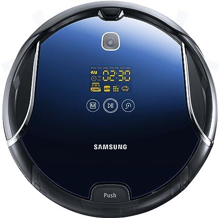 Samsung VCR8950L3B/XEG - Robot aspirador, filtro HEPA 11, batería ...