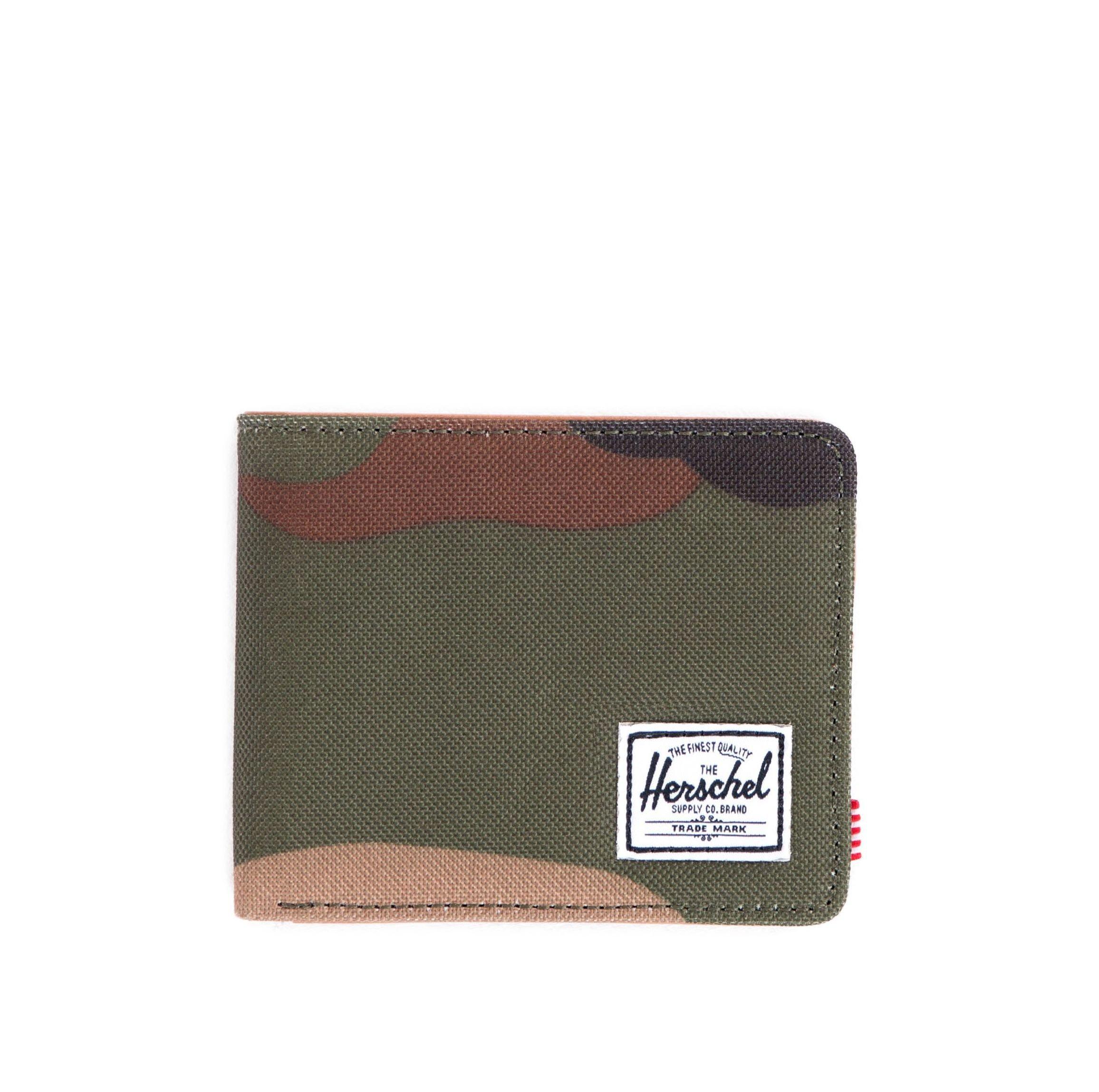 Herschel Supply Co. Hank Wallet, Grey, One Size