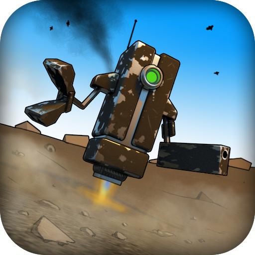 Gun Robot - 3
