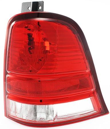 EvanFischer EVA156828753 Ford Freestar Passenger Side Tail Light Lens And Housing