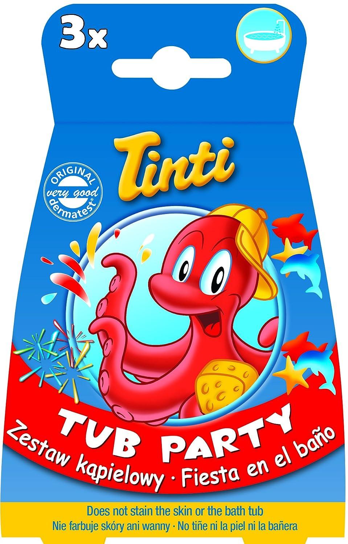 Tinti Tub Party Bath Salts - Pack of 3 Tinti GmbH & Co. KG 15000158