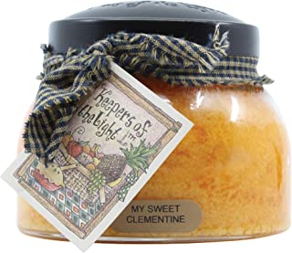 product image for A Cheerful Giver Sweet Clementine 22 oz Mama Jar Candle, Orange