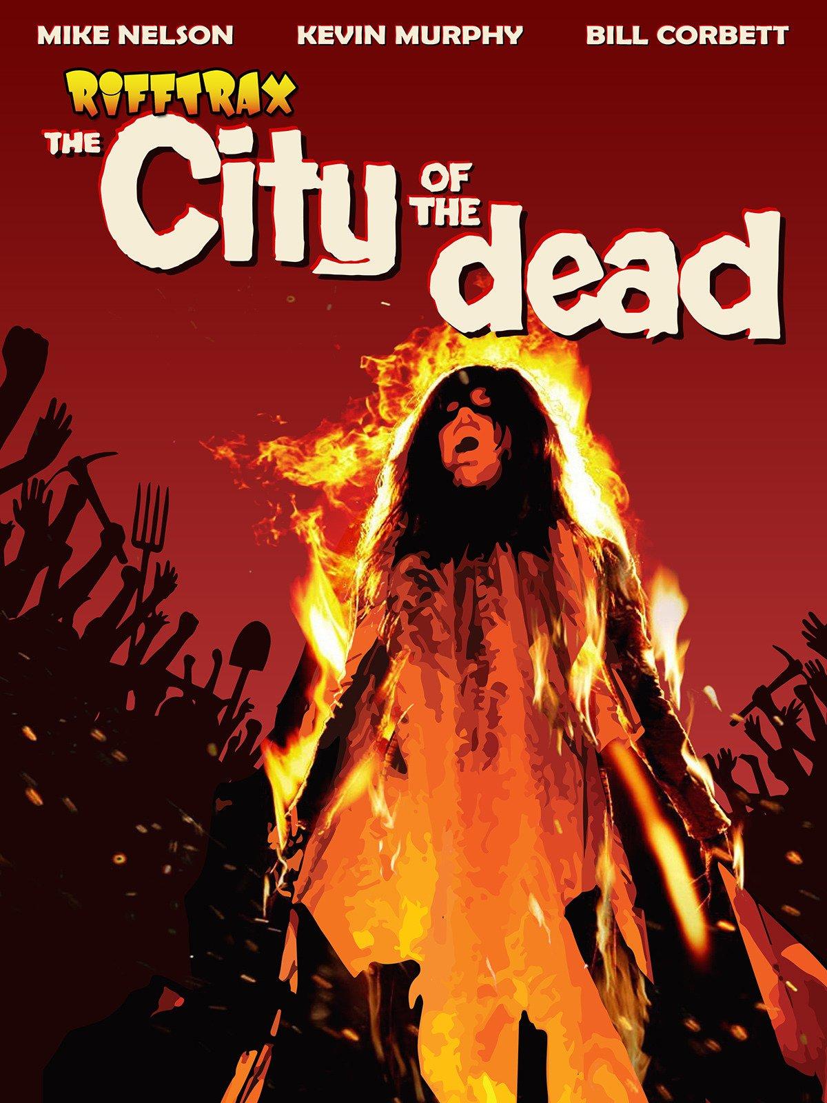 RiffTrax: City of the Dead on Amazon Prime Video UK