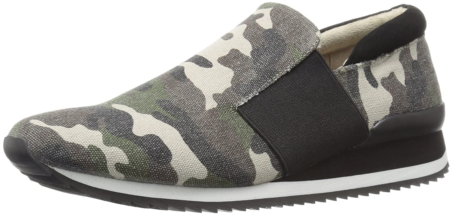 Bella Vita Women's Ezra Fashion Sneaker B01JPOMMC0 9 N US|Camo Canvas