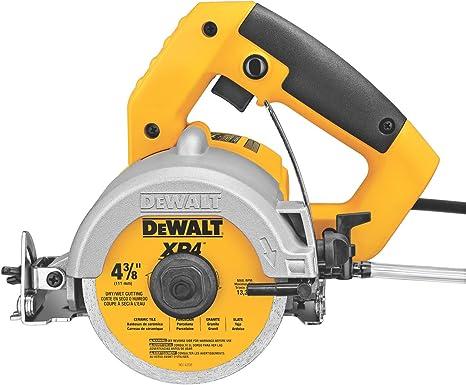 DEWALT DWC860W Wet/Dry Masonry Saw