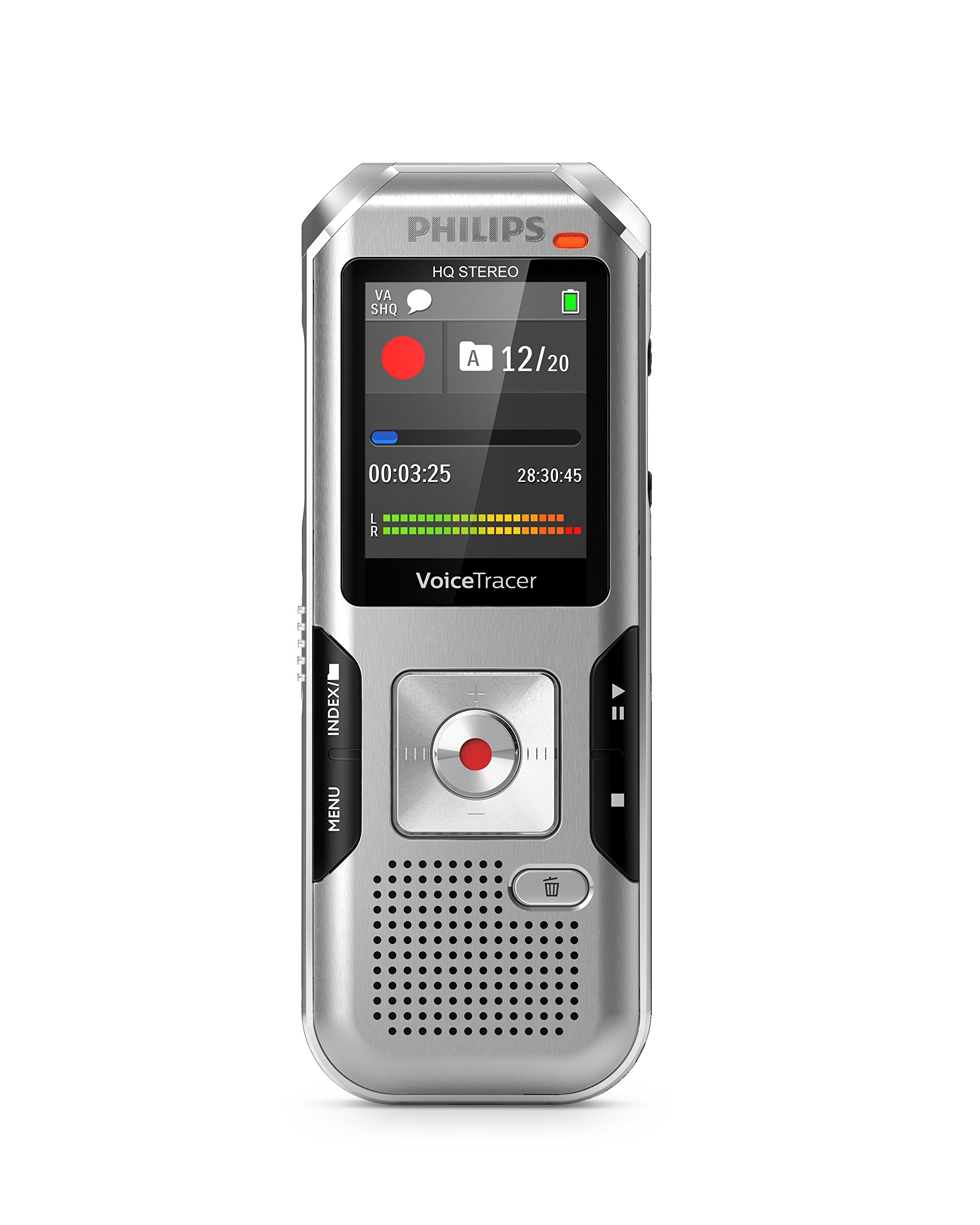 Philips Voice Tracer DVT4010 With Auto Adjust Recording
