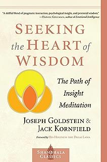 Insight meditation a psychology of freedom shambhala classics seeking the heart of wisdom the path of insight meditation shambhala classics fandeluxe Images