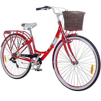 Chill 28 Zoll Damenrad Citybike Fahrrad Hollandrad Damenfahrrad 6 Gang