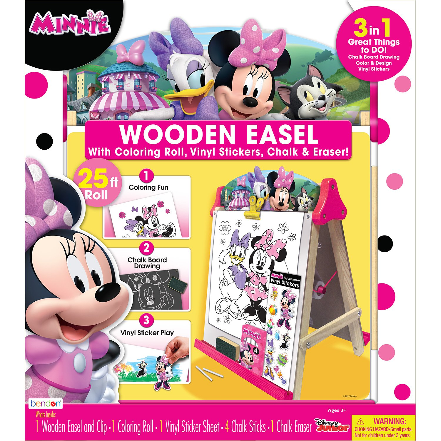 Amazon Bendon Mickey Mouse Clubhouse Coloring And Activity Book 224 Pages 10345 Dalmatian Press Toys Games