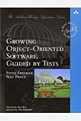 Growing Object-Oriented Software, Guided by Tests Paperback