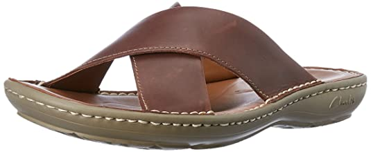 Clarks Men's Sandals and Floaters Sandals & Floaters at amazon