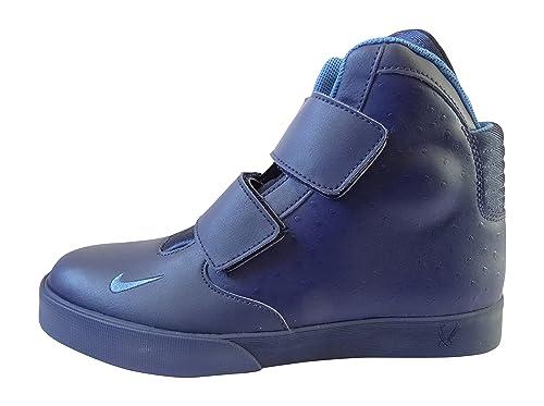 Nike Flystepper 2K3, Zapatillas de Baloncesto para Hombre, Verde (Dark Loden/Dark Loden-Drk LDN), 42 EU