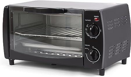 Amazon.com: Westinghouse wto1010b 4-Slice tostador horno, 10 ...