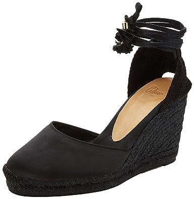 dfda3e7f87c Amazon.com  Castañer Women s Carina C 8 Fw18006 Espadrilles  Shoes