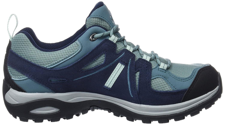 Salomon Ellipse 2 GTX W, Calzado de Senderismo y multifunción, Impermeable para Mujer: Amazon.es: Zapatos y complementos
