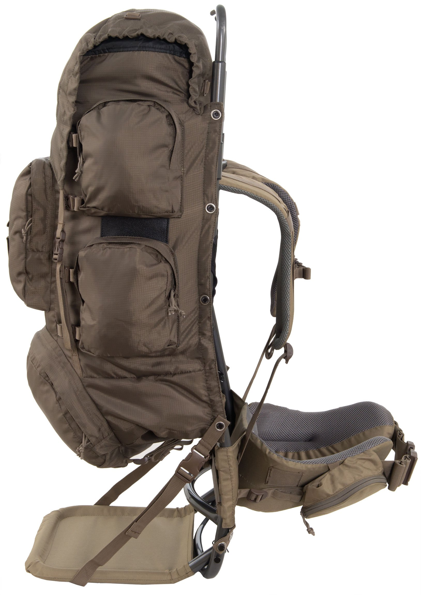 Hunting Rifle Backpack Frame Bag Outdoor Camping Hiking
