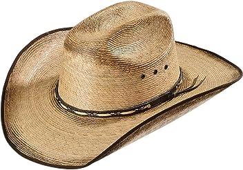fb084c24063a77 Resistol Jason Aldean Boys Amarillo Sky Jr. Straw Cowboy Hat Tan One Size