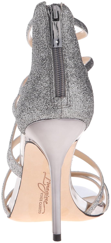 f5662aa2607 Amazon.com  Imagine Vince Camuto Women s Ranee Heeled Sandal  Shoes